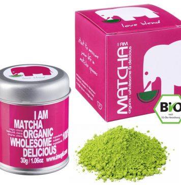 Matcha Tee zum Einsteigen