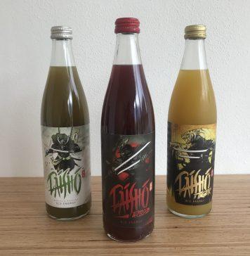 Bio Energy Drink Daisho in Meran erhältlich