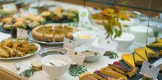 Frühstück rein pflanzliche Ernährung