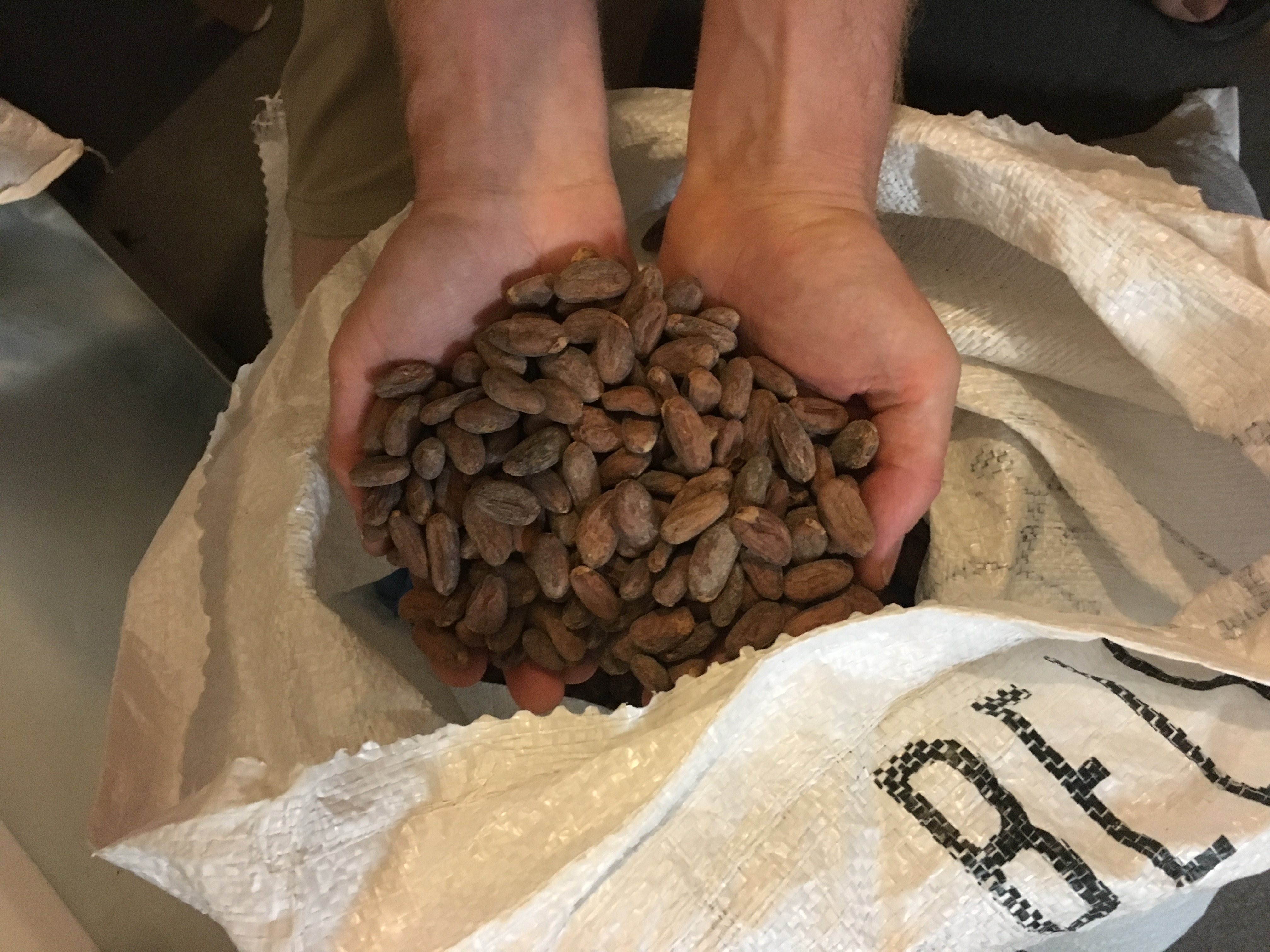 Kakao Karuna vegane Schokolade