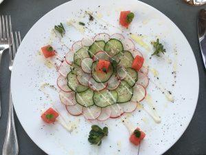 Salatvorspeise