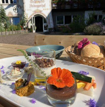 Veganer Brunch im Biohotel Steineggerhof